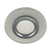 Встраиваемый светильник Feron 8989-2 с LED подсветкой, фото 1