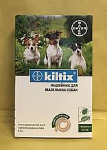 BAYER KILTIX (Килтикс) ошейник для малых собак 35 см