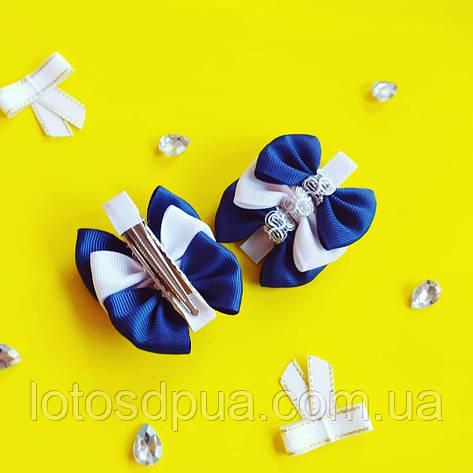 """Шпилька """"Ксенія"""", синя, фото 2"""