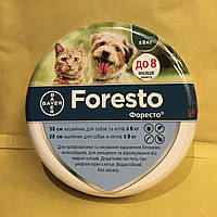 Bayer Foresto Байер Форесто- ошейник против блох и клещей 38 см