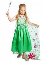 Платье для девочек Эльза Весна