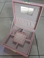 Шкатулка для украшений с зеркалом №12, фото 1