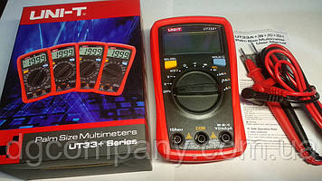 Цифровой мультиметр Uni-T UT33A+