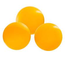 Набор ракеток для настольного тенниса (пинг понга) 2 ракетки + 3 мячи ⭐⭐⭐⭐⭐, фото 2