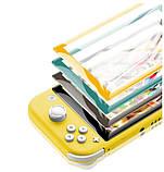 Защитное стекло 5D с цветной рамкой VGBUS для Nintendo Switch Lite, фото 3