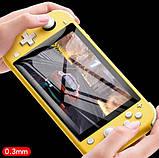 Защитное стекло 5D с цветной рамкой VGBUS для Nintendo Switch Lite, фото 4