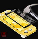 Защитное стекло 5D с цветной рамкой VGBUS для Nintendo Switch Lite, фото 2