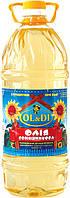 Масло подсолнечное рафинированое дезодорированое,1780г(2)