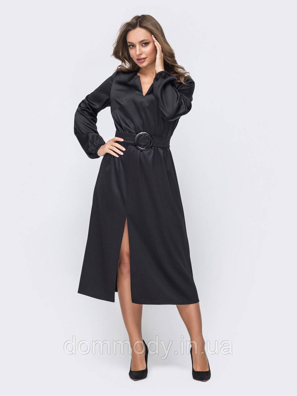 Платье женское Yvonne black