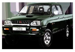 L200 3/Triton 1996-2005