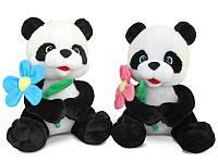 Мягкая игрушка Lava Панда с цветком gLF873