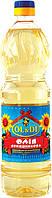 Масло подсолнечное рафинированое дезодорированое,810г(0,9)
