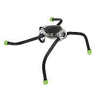 Фонарь - жук светодиодный BugLit зеленый прозрачный/белый LED
