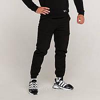 Чоловічі зимові карго штани ТУР - Thor Black, фото 1
