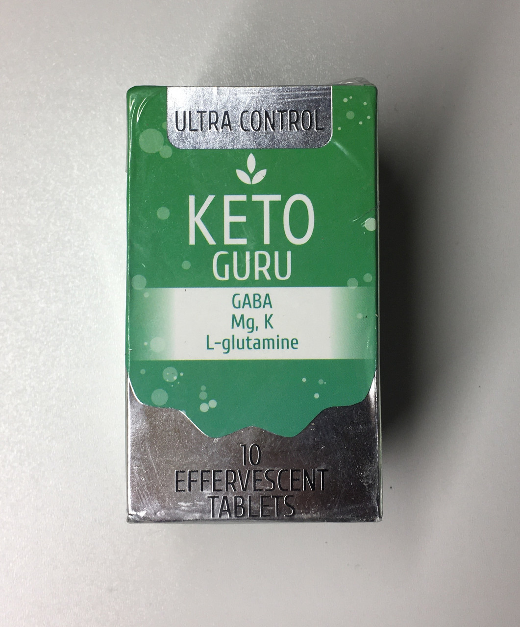 Keto Guru - Шипучие таблетки для похудения и снижения веса (Кето Гуро), без чувства голода