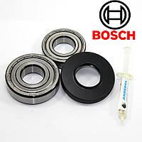 Комплект подшипников и сальник (6306+6205+35*72*10/12) для стиральной машины Bosch, фото 1