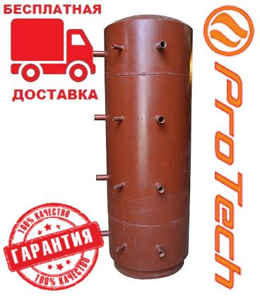 Буферная емкость (теплоаккумулятор) ProTech 500-1000-2000 л.