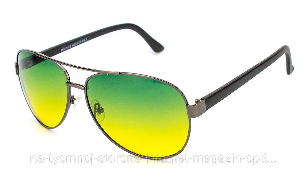 Антифары (очки для вождения, рыбалки) Polar Eagle PE0475-C3