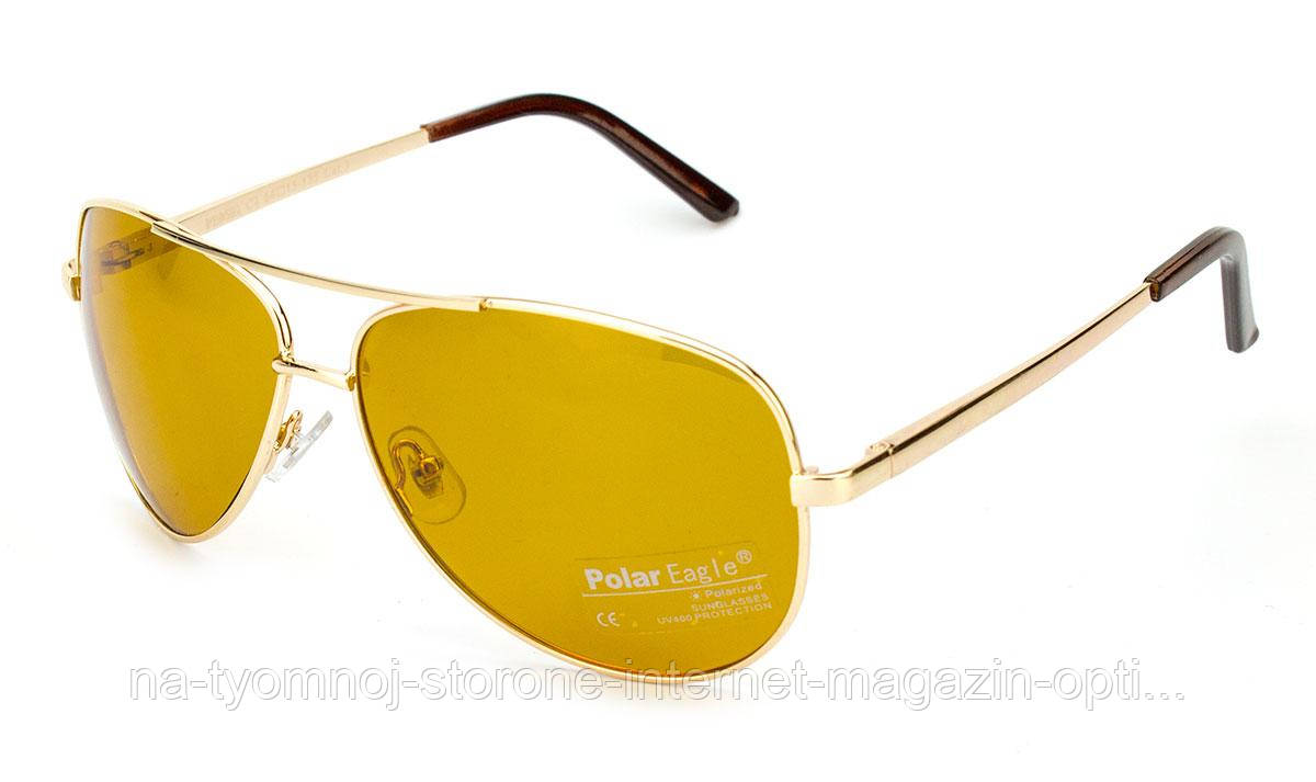 Антифары (очки для вождения, рыбалки) Polar Eagle PE0502