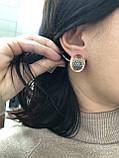 Комплект серебряных украшений Леандр от Ирида-В, фото 3