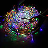 Новогодняя гирлянда Бахрома 300 LED, Разноцветный, 14,5 м, фото 2