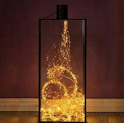 Гирлянда Конский хвост, 300 LED, 150 см, 20 нитей
