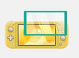 Защитное стекло 5D с цветной рамкой VGBUS для Nintendo Switch Lite, фото 7