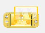Защитное стекло 5D с цветной рамкой VGBUS для Nintendo Switch Lite, фото 6
