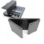 Беспроводная складная клавиатура с сенсорной панелью Sandy Gforse IQ – 75 (русскоязычная), фото 4