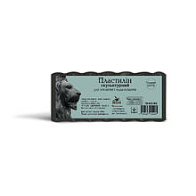 Пластилин «Скульптурный» темный, 300 гр