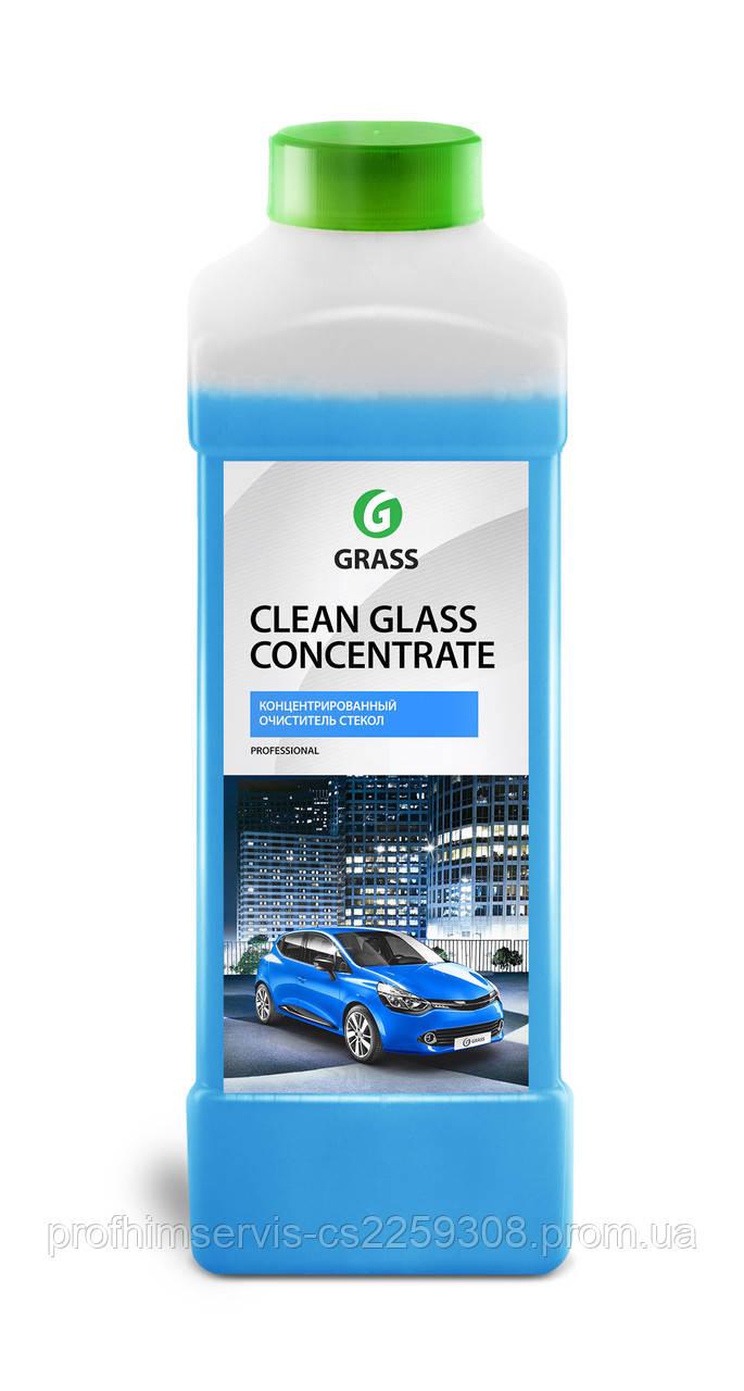 Grass Clean Glass Conc.Клининговое средство очиститель стекла 1 л.
