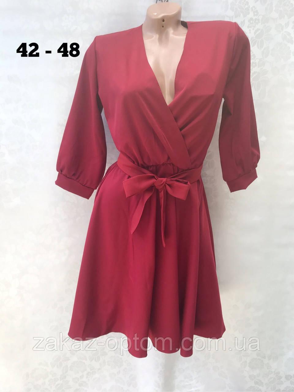 Платье женское оптом(42-48)Украина-64396