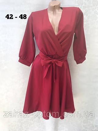 Платье женское оптом(42-48)Украина-64396, фото 2