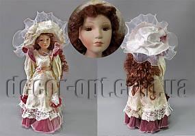 Кукла коллекционная на подставке 40см