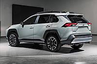 Toyota RAV-4 2019-2021 Поперечены ОЕМ под TRD рейлинги (2 шт)