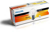 Автолампа P21W  21W Philips 12498CP Vision
