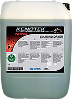 Kenotek Diamond Dryer - нановоск, ускоритель сушки,5л.
