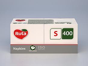 """Серветки """"Ruta"""" Professional S 400л 1ш білі"""