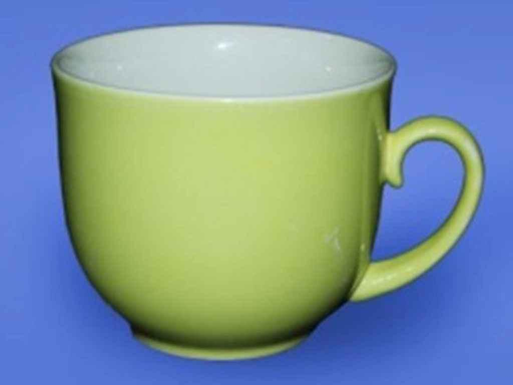 Чашка Фортуна 0,500л лимонна ТМАВАНГАРД