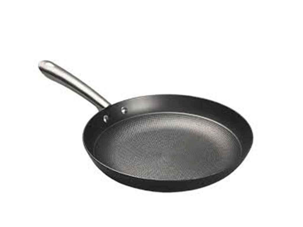Чугунная сковорода Edenberg 24 см EB-3332 без крышки