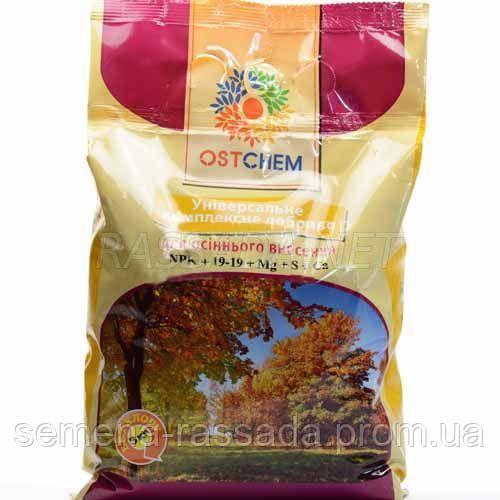 Удобрение универсальное Ostchem осенее (3 кг).