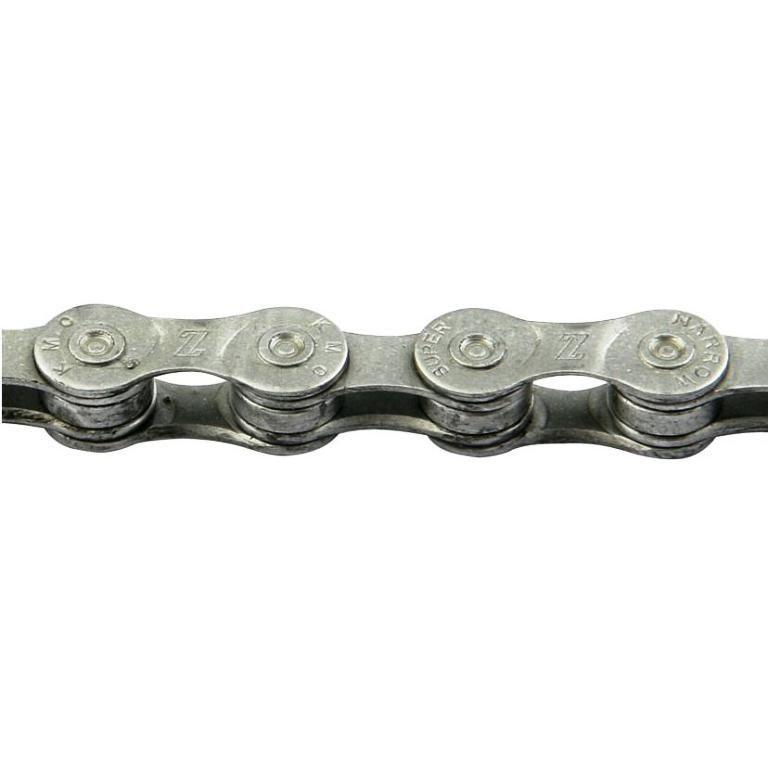 Цепь KMC Z99 116 зв. 1/2x11/128 gray/gray