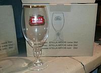 Пивной бокал Стелла ( Stella) 0.33 л