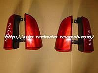 Верхний уголок заднего фонаря (под ляду ) (задний стоп) Мерседес Вито 639