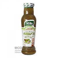 Соус Ткемали зеленый пикантный Kula 330мл