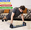Спортивная платформа - упор для отжимания разными хватами Push Up Rack Board, фото 3