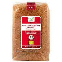 Сахар тростниковый коричневый органический Bio Planet 1кг