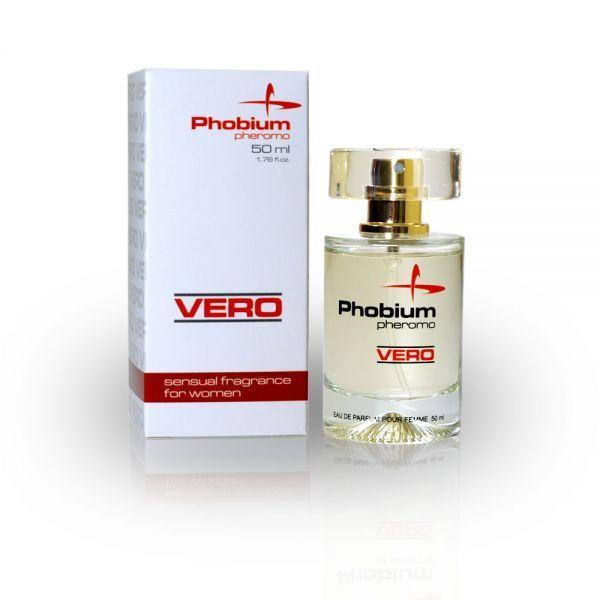 Духи с феромонами женские Phobium Pheromo VERO 50 мл