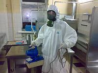 Услуги санитарной обработки помещений