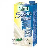 Напиток соевый с кальцием Natumi 1л